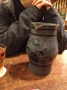 Lambic pitcher